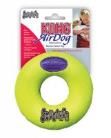 Kong Air Large Squeaker Donut Dog Toy