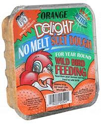 C & S Products Orange Dough