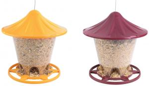 House / Hopper Bird Feeders by Hiatt Manufacturing