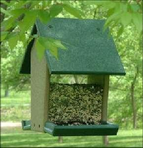 Rubicon Hopper Bird Feeder-Hunter Driftwood