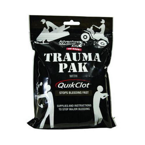 Adventure Medical Trauma Pak w/QuikClot
