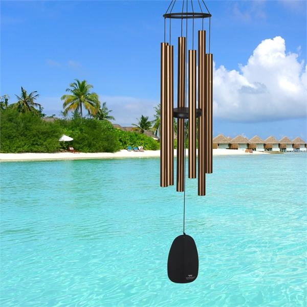 Woodstock Chimes Bells of Paradise Large Bronze