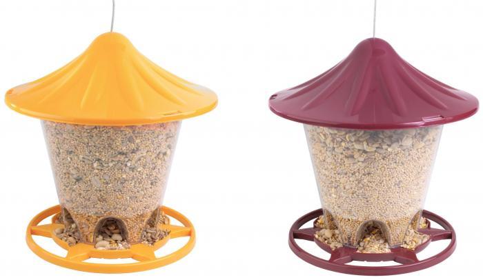 Hiatt Manufacturing Round Seed Bird Feeder