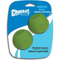 Canine Hardware Chuckit! Erratic Ball Medium