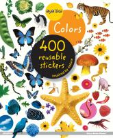 Workman Publishing Eyelike Colors 400 Reusable Stickers