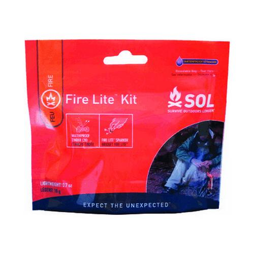 Adventure Medical SOL Fire Lite Kit