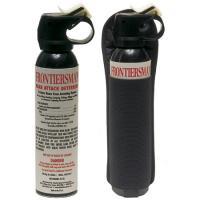 Security Equipment Bear Spray with Holster, 9.17 Ounce