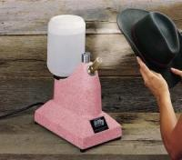 Jiffy Steamer J-1 Pink Hat Steamer with NEMA 5-15, 120V Cord Set