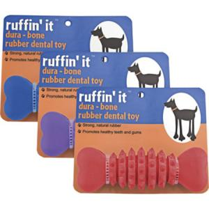 Dog Toys by Ruffin' It Pet Products