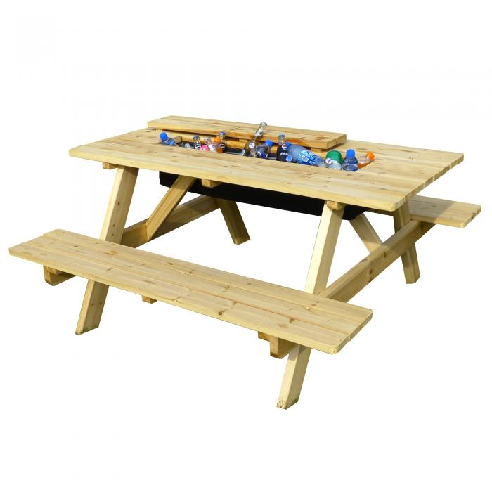 Merry Products Cooler Picnic Table Kit