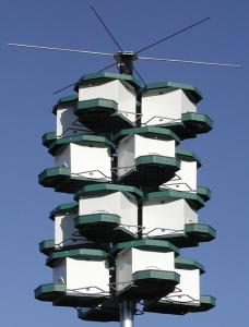 Purple Martin Houses by Heritage Farms