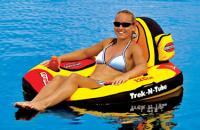 Trek N Tube Water Lounge