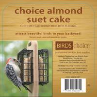 Bird's Choice Choice Almond Cake - 11 oz