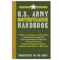 ProForce U.S. Army Counterintelligence Handbook