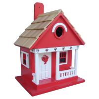 Home Bazaar Lobster Cottage - Red