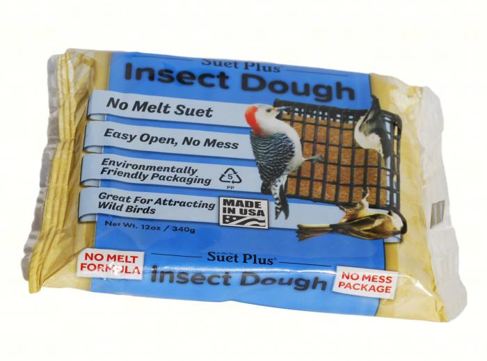 Wildlife Sciences Insect No-Melt Suet Dough