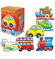 The Original Toy Company Transport Puzzle