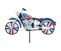 Premier Designs 22 inch Patriotic Motorcycle Spinner