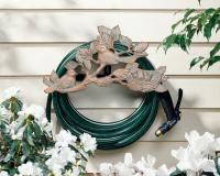 Chickadee Hose Holder - Copper Verdi