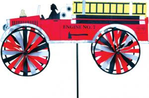 Premier Designs Fire Truck Spinner