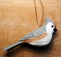 Songbird Essentials Tufted Titmouse Ornament