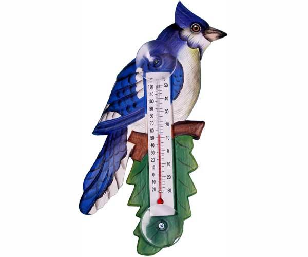 Bobbo Blue Jay Thermometer Small