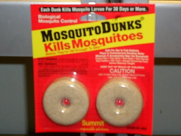 Mosquito Dunks - Package of 2