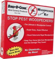 Bird B Gone Woodpecker Kit