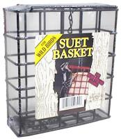 C & S Products Small Wire Basket Suet Feeder