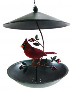 Cardinal Feeders by Blue HandWorks
