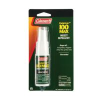 Wisconsin Pharmacal Coleman 100 Deet Insect Repellent