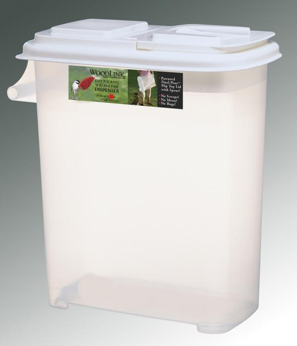 Woodlink 32 Quart Seed Container