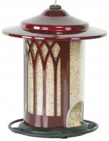 Homestead Garden Arch Jolly Pop Red Bird Feeder