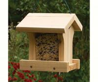 Woodlink Audubon Series Cedar Ranch Feeder