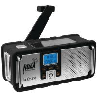 La Crosse Technology 810-106 NOAA Solar Weather Radio