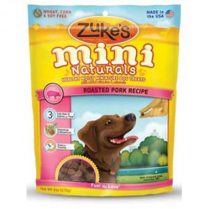 Zukes Mini Naturals Roast Pork - 6 Oz