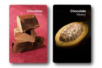 Finders Forum Double Deck Chocolate Trivia Playing Cards