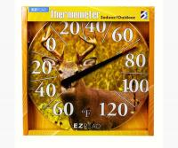 Deer Thermomter 12.5 inch