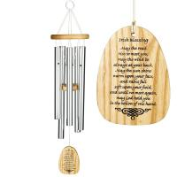 Woodstock Chimes Reflections Chime - Irish Blessing