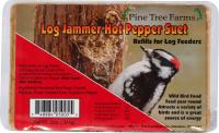 Pine Tree Farms Log Jammers Hot Pepper Suet