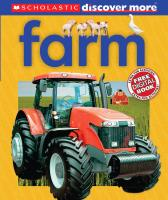 Scholastic Books Discover More Farm