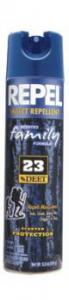 Repel Family Spray, 23% Deet