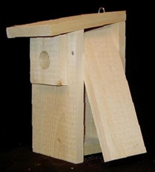 how to put together a perky pet brand birdhouse