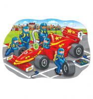 The Original Toy Company Big Racing Car Puzzle