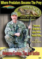 Stoney-Wolf Where Predators Become Prey with Byron South - DVD