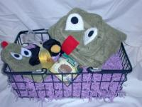 Deluxe Toddler Gift Basket