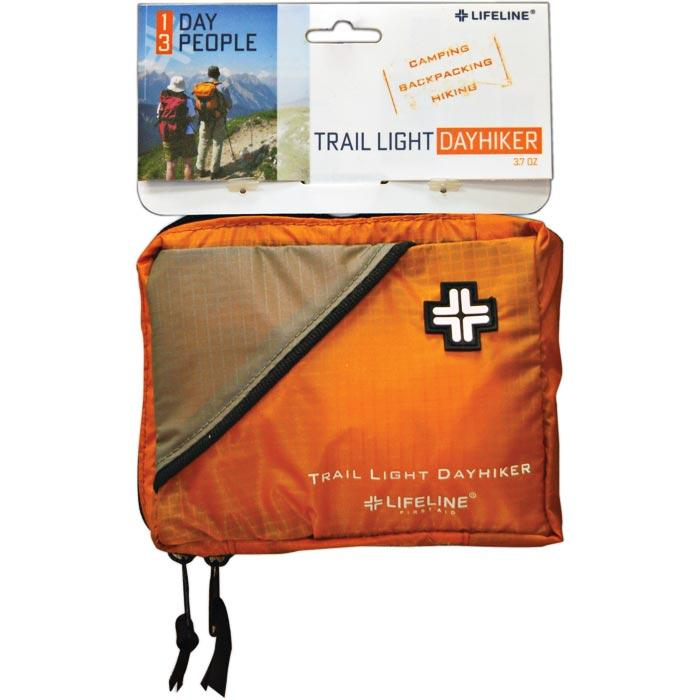 Lifeline Trail Light 3 Day Hiker First Aid Kit