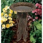 Whitehall Dragonfly Pedestal Only - Oil Rub Bronze