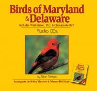 Adventure Publications Birds Maryland & Delaware Audio CD