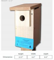 Coveside Economy Bluebird Box